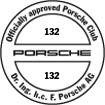 Officially approved Porsche Club 132